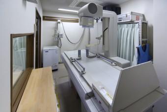 治療器具室